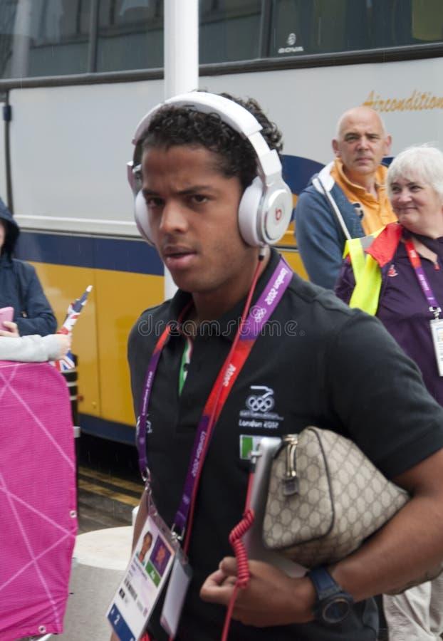 DOS olympique Santos de Giovani du football du Mexique photo libre de droits
