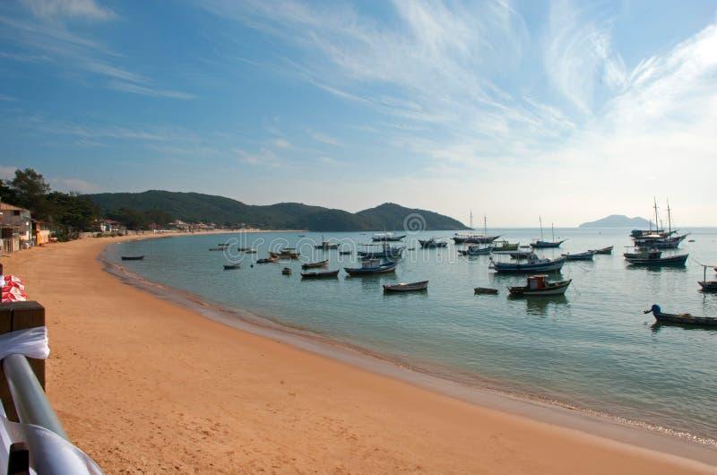 Dos Ossos - Buzios do Praia - RJ fotografia de stock