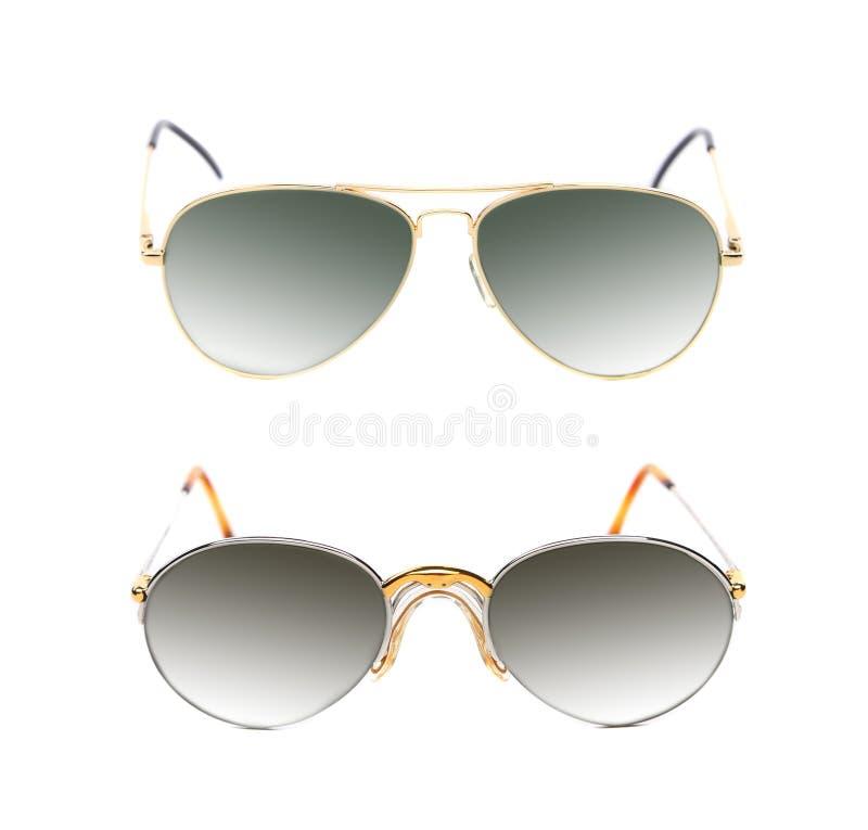 Dos pares de gafas de sol. fotografía de archivo libre de regalías