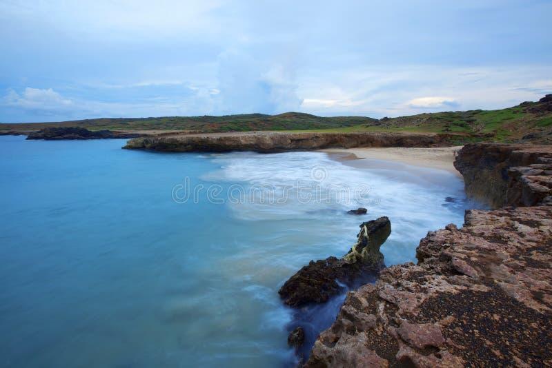 DOS-playa royaltyfria foton