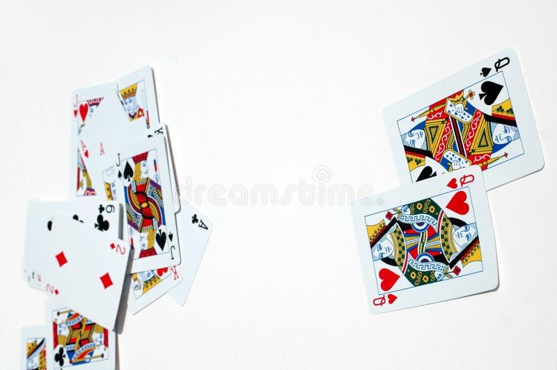 Download Dos Reinas - Espacio Para La Copia Foto de archivo - Imagen de clave, blanco: 176136