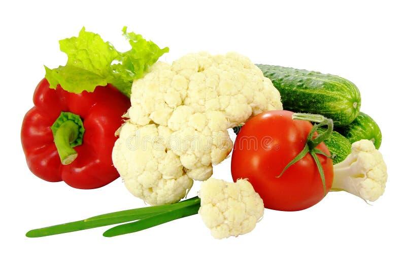 Dos vegetais vida ainda imagem de stock royalty free