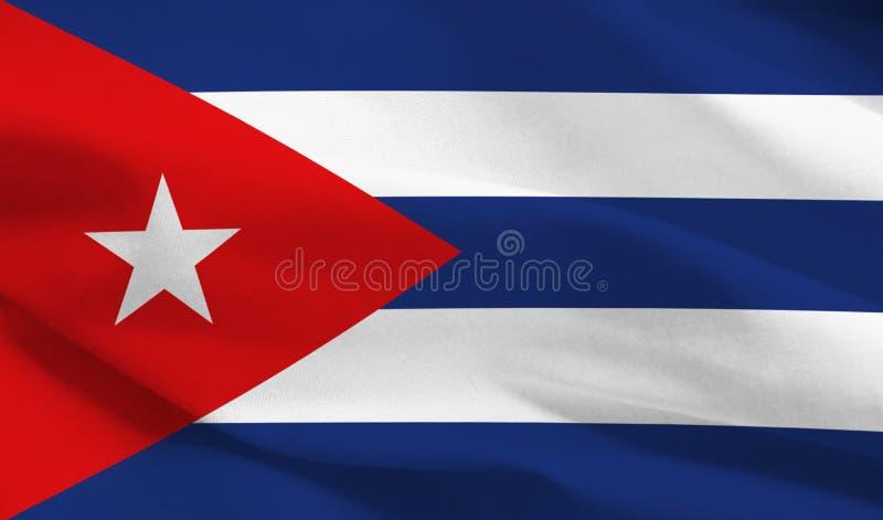 dostępne Cuba flagi okulary stylu wektora fotografia royalty free