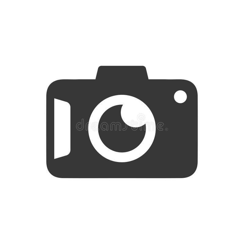 dost?pnej kamery cyfrowy ikony wektor royalty ilustracja