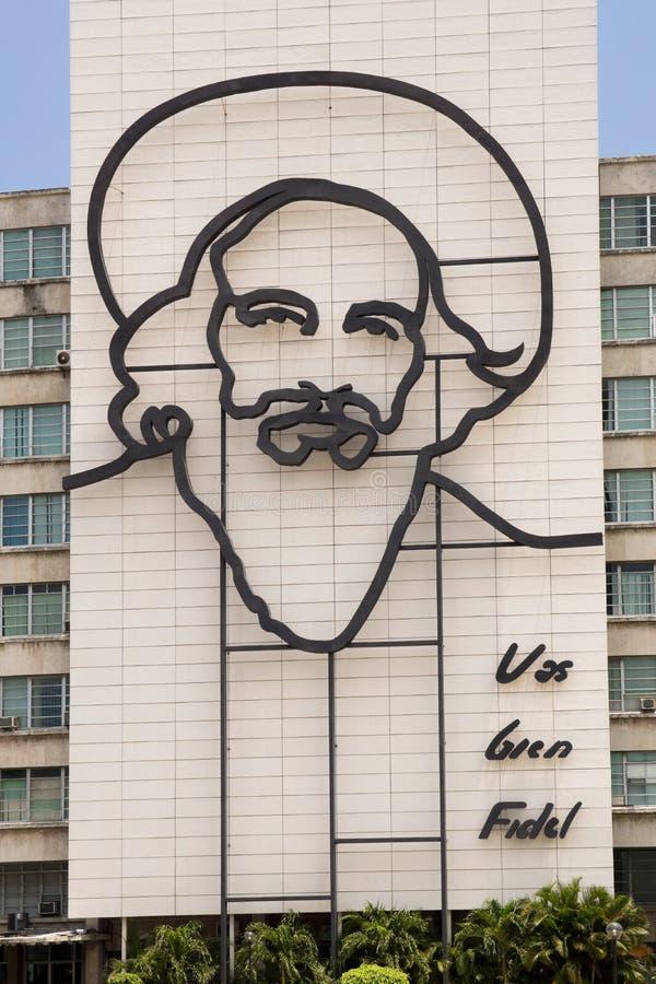 Dostaje Well Fidel zdjęcia stock