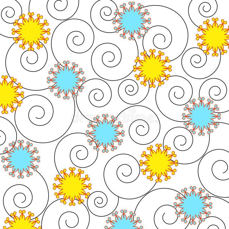 dostrzegasz matematykę, co wektorowe kwiat ilustracja wektor