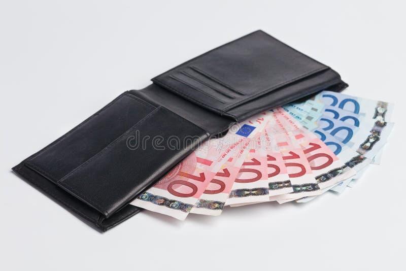 dosyć pieniądze fotografia royalty free