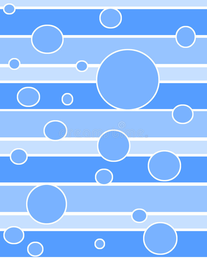 Download Dot Circles Blue Royalty Free Stock Images - Image: 500209