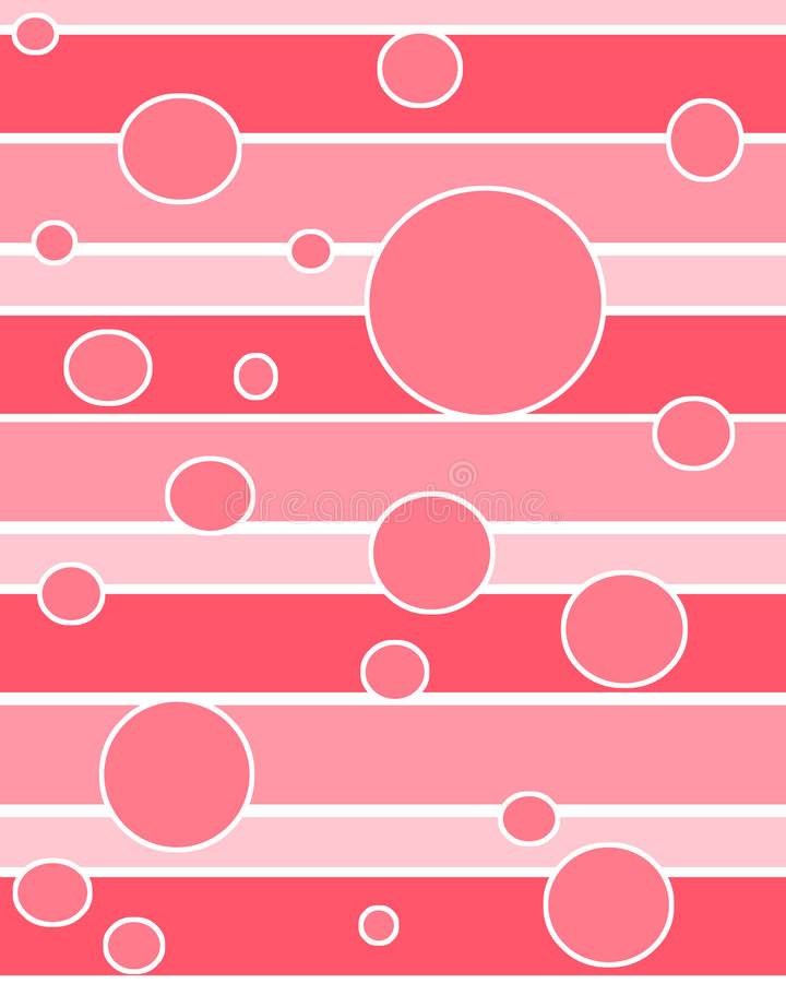 Download Dot Circles Pink Royalty Free Stock Photography - Image: 500217