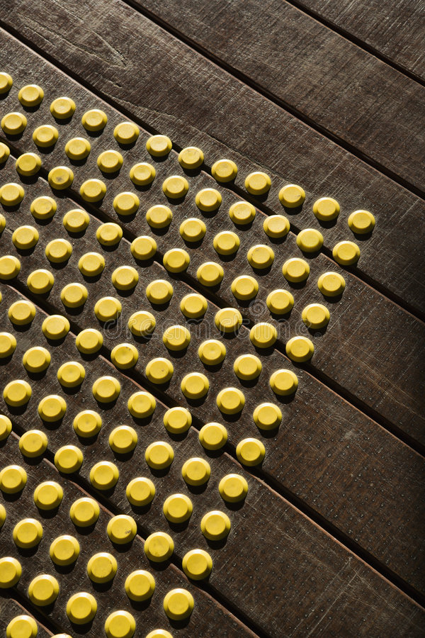 Download Dot Pattern On Wood. Stock Photo - Image: 4484050