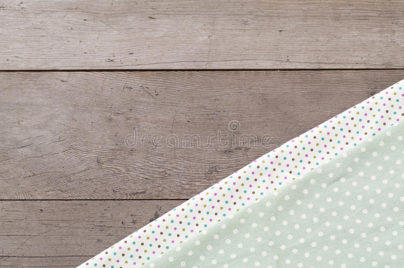 Dot textile texture stock image