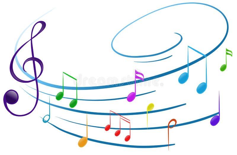 dotaci instrumentów musical zauważa sztuka ilustracji