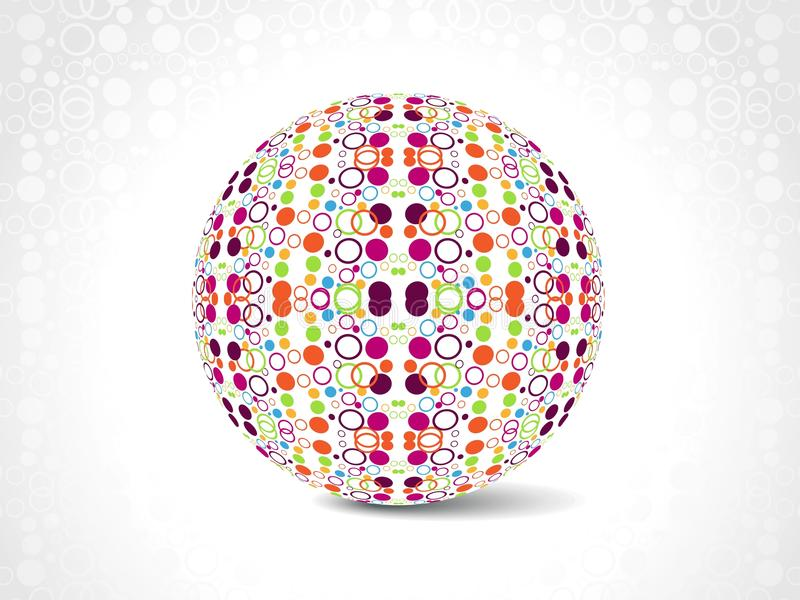 Download Dotes Retro Party Background With Disco Ball, Stock Vector - Image: 13171156