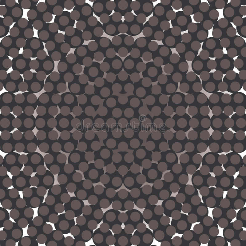 Download Dots stock illustration. Image of cover, greyscale, background - 14965336