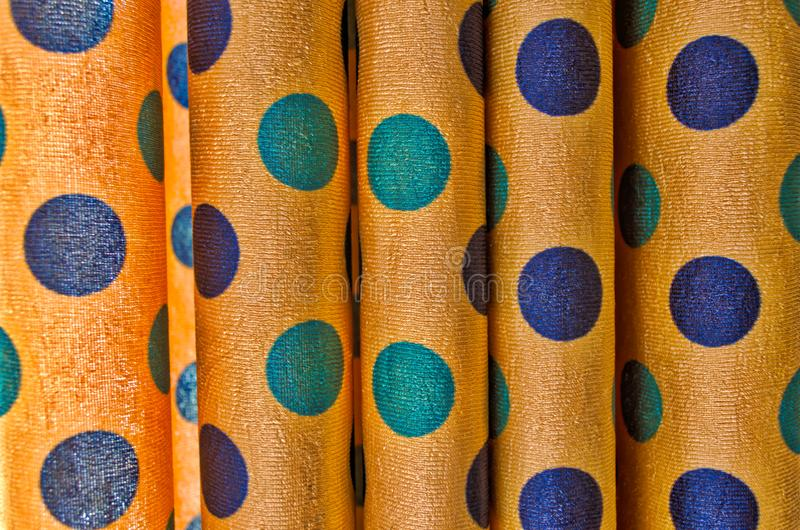 Dots Abstract Background closeup stock photo