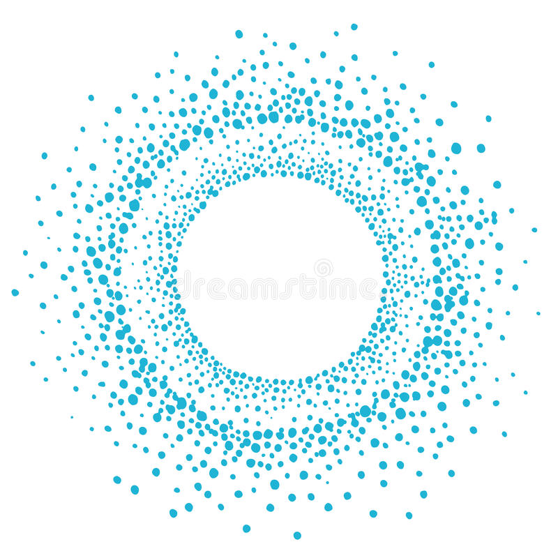 Download Dots background stock vector. Image of creative, layout - 35733711