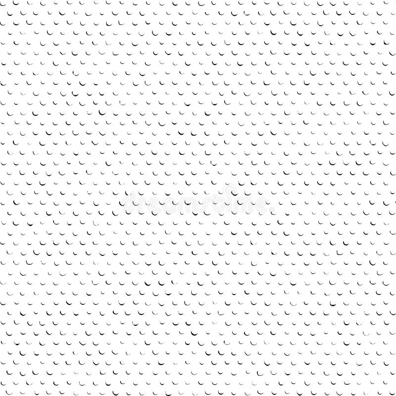 Dots. Distress overlay background dotted surface stock illustration