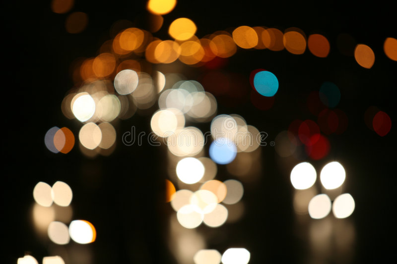 Dots lights royalty free stock image