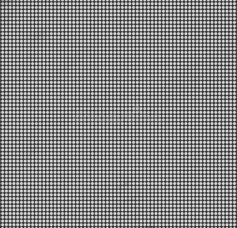 Dots pattern background design illustration.Black and white dots shape. Background vector illustration