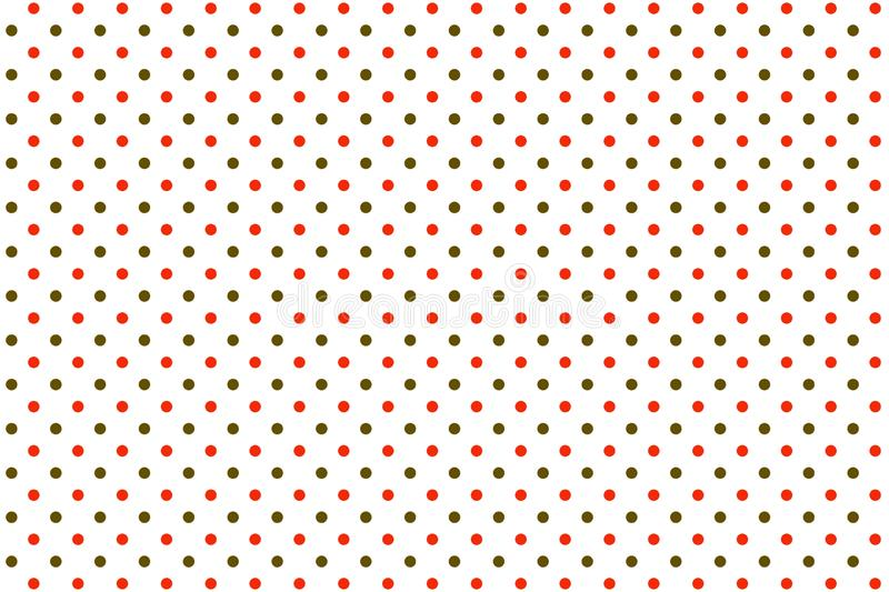Dots pattern . Geometric background. Simple illustration on white background. Creative, luxury, polka, fabric, picnic, fashion, design, graphic, small, group stock images