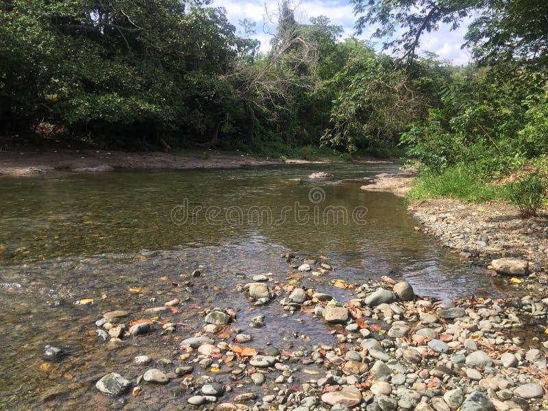 Dott di Rio LaVentana San Jose de Las Matas fotografia stock
