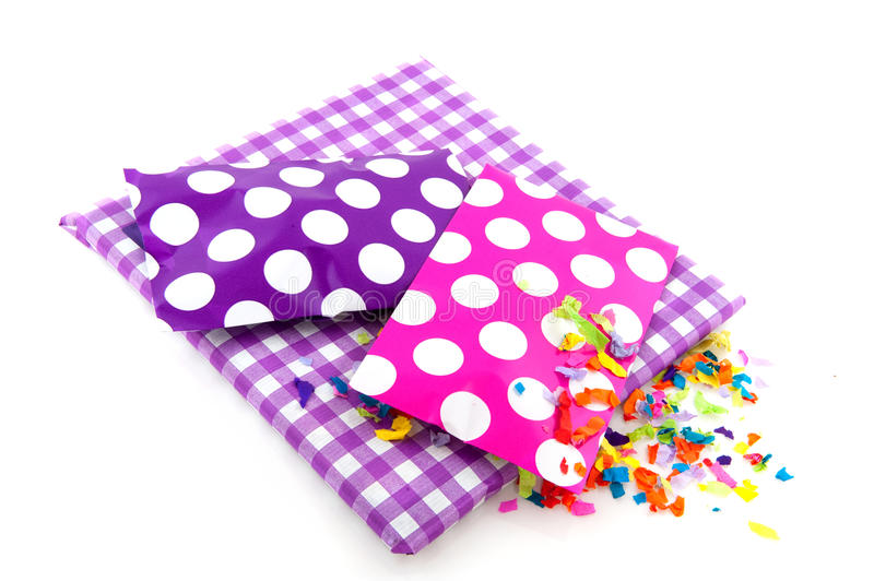 Download Dotted and checkered stock image. Image of confetti, spotted - 11206625