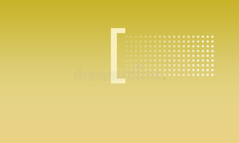 Dotted Gradient Backdrop royalty free stock photos