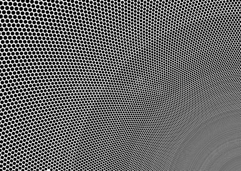 Download Dotted Texture stock vector. Image of halftone, vector - 26939985