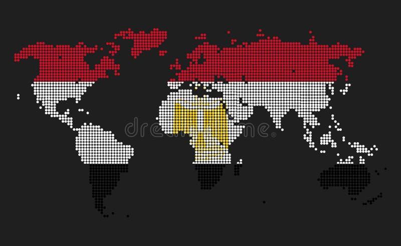 Egypt vector illustration