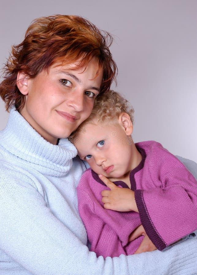 Download Dottermoder fotografering för bildbyråer. Bild av dotter - 278115