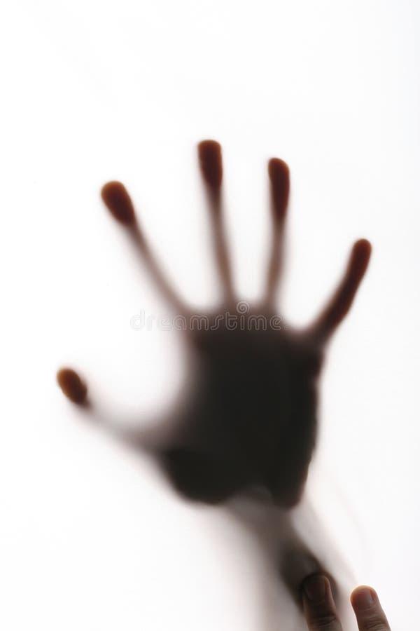 dotykaj obcych 5 fotografia stock