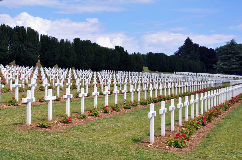 Ossuaire De Douaumont At Verdun, France Royalty Free Stock Photo