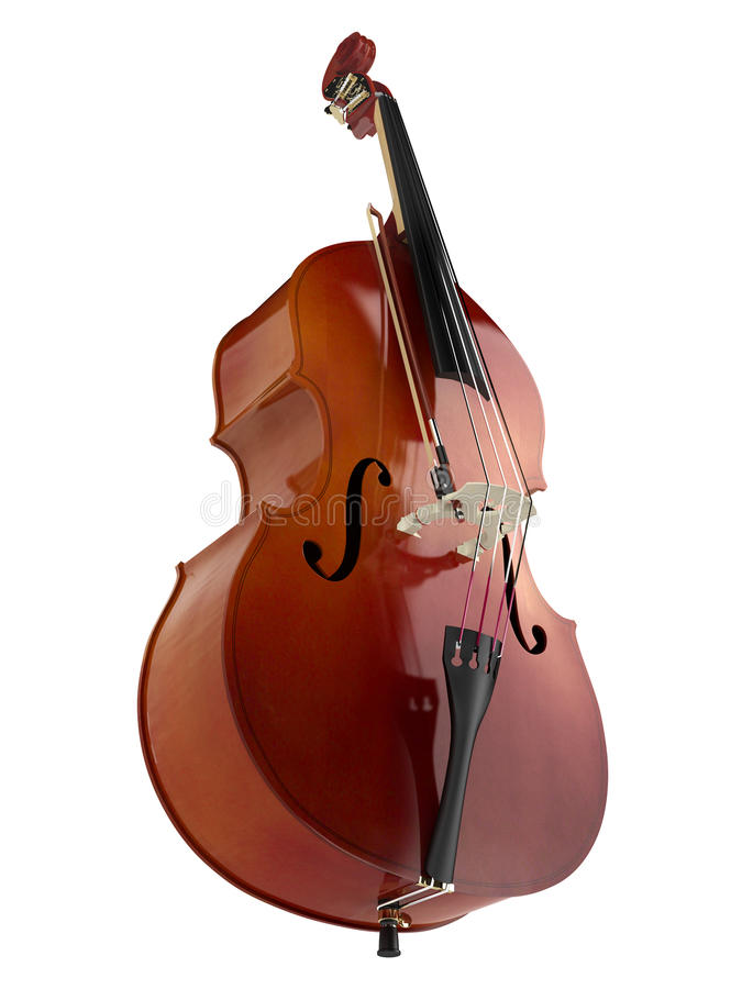 Free Double Bass Stock Photography - 19636242