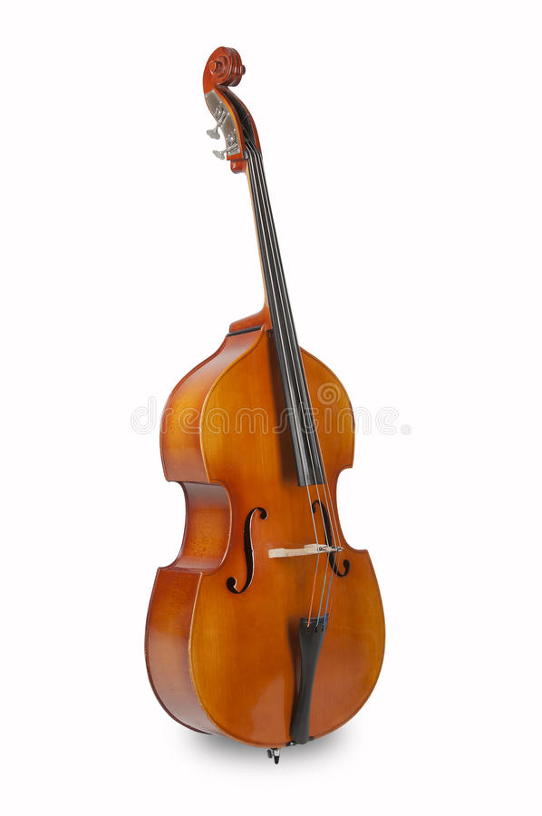 Free Double Bass Stock Photography - 21158552