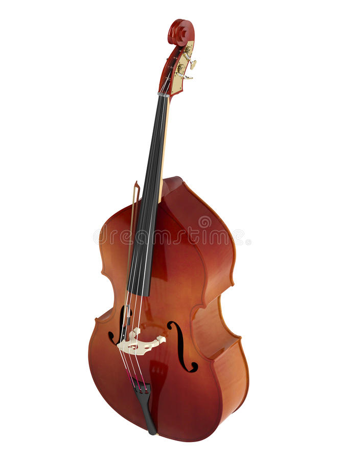 Free Double Bass Royalty Free Stock Photography - 22878707