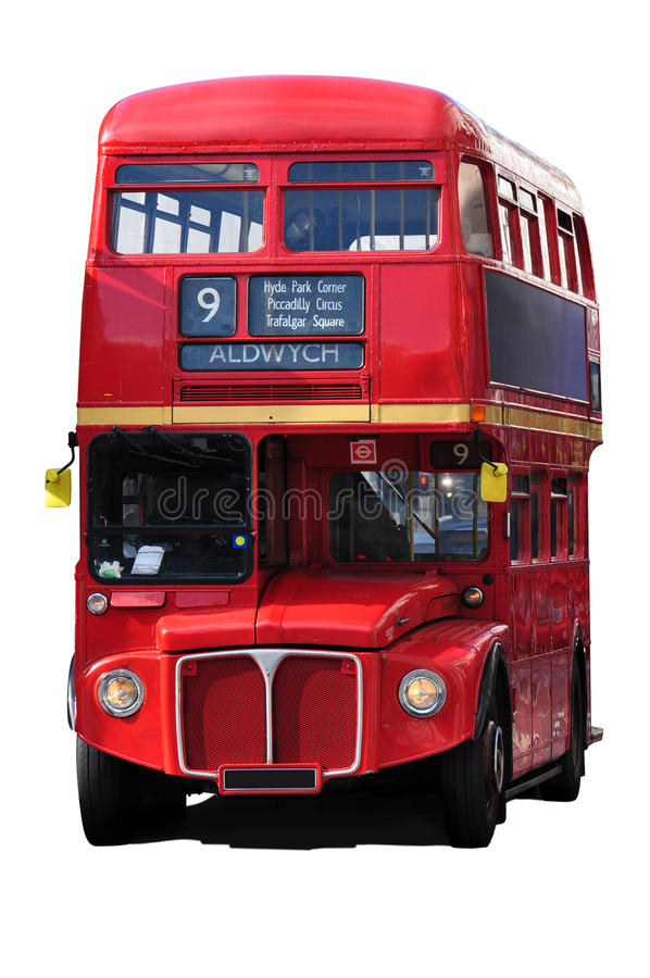 Download Double decker bus stock image. Image of circus, retro - 21968551