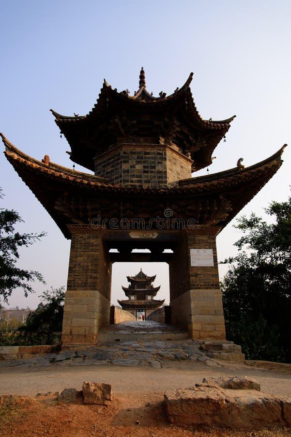 Double Dragon Bridge image stock