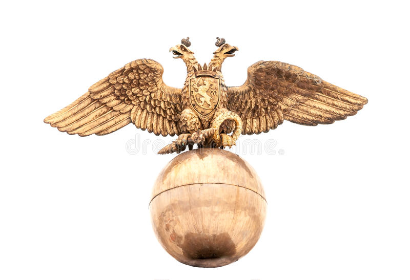 Download Double Eagle - Emblem Of Russia Stock Photo - Image: 28190050