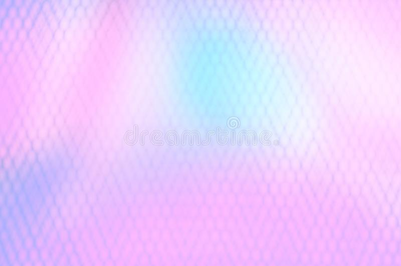 Double exposure photo image backdrop.Ultra violet,blue,pink,purple colors blurred abstract with light background.Ultra violet ,pur. Ple color elegance and smooth stock image