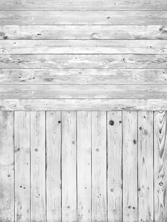 Double Light wood texture in grey royalty free stock image