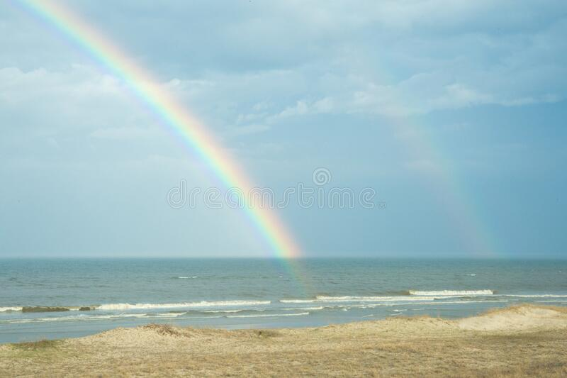 Double Rainbow Over Ocean Beach Stock Photo Image Of Prism Weather 175730430 Weather forecast up to 14 days including temperature, weather condition and precipitation and much more. dreamstime com