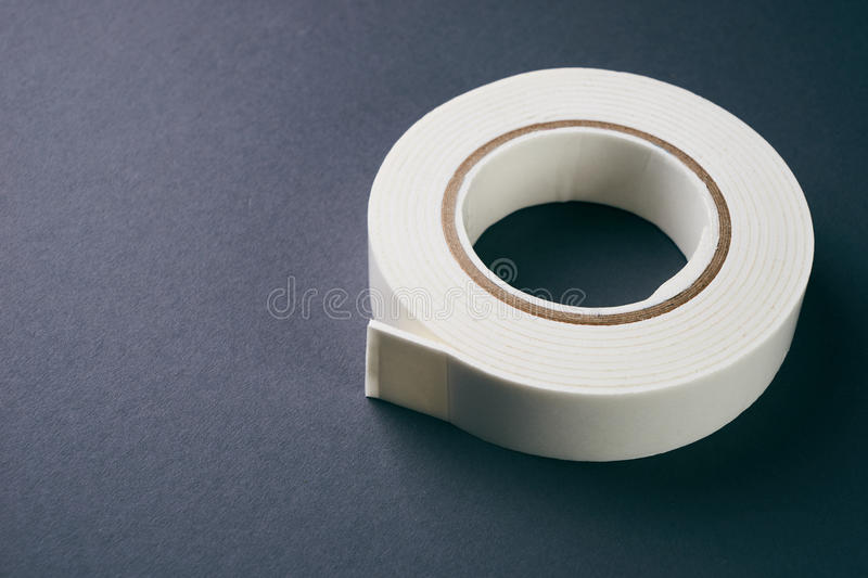 Double sided tape stock photos