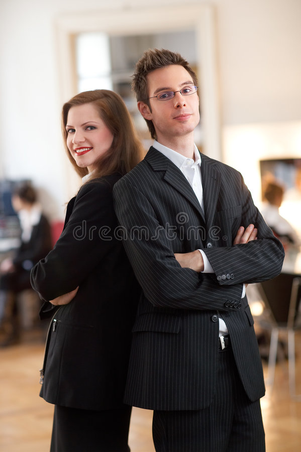 Download Double trouble stock image. Image of expressing, fellow - 1936577