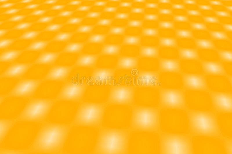 Doucement orange image stock