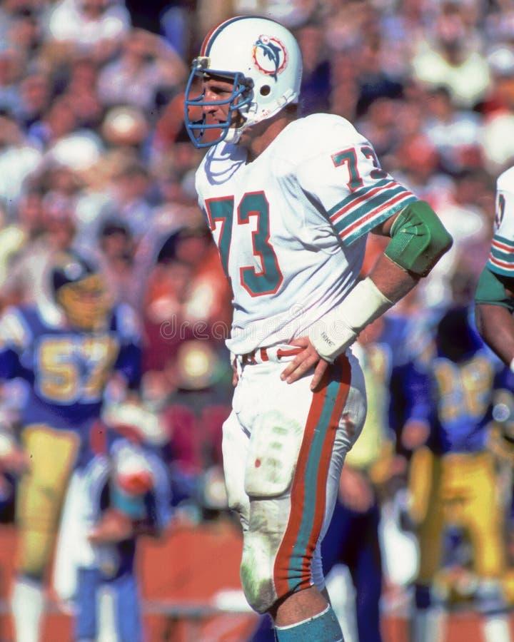 Doug Better. Miami Dolphin Great Doug Better. Image taken from color slide stock photos