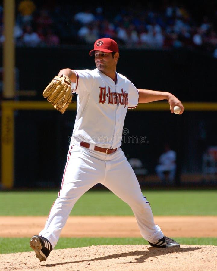 Doug Davis. Arizona Diamondbacks P Doug Davis stock photography