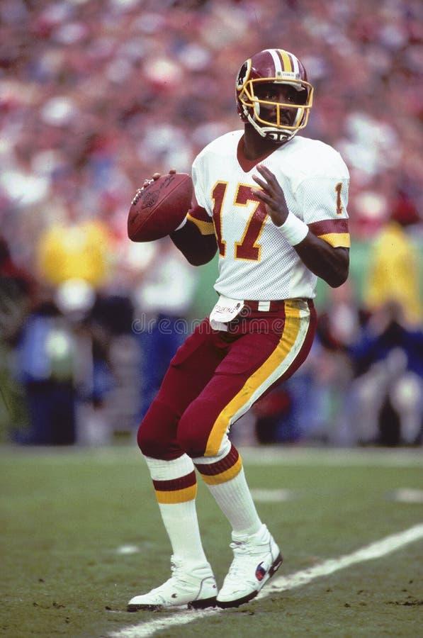 Doug Williams. Washington Redskins QB Doug Williams. (Image taken from color slide stock image