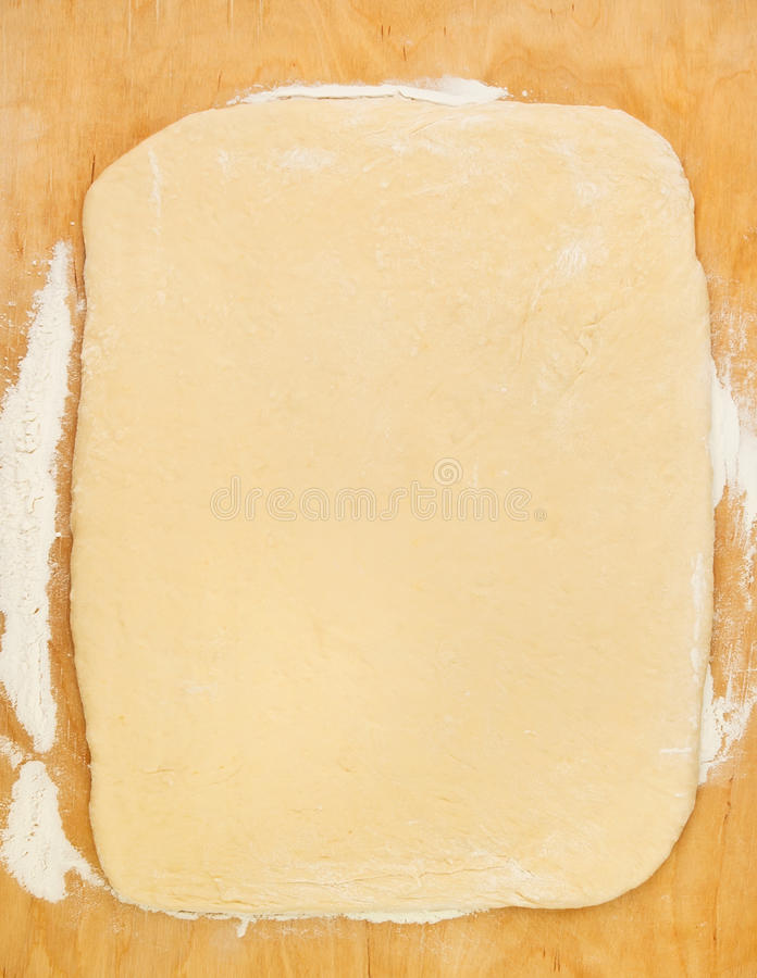 Dough Stock Image