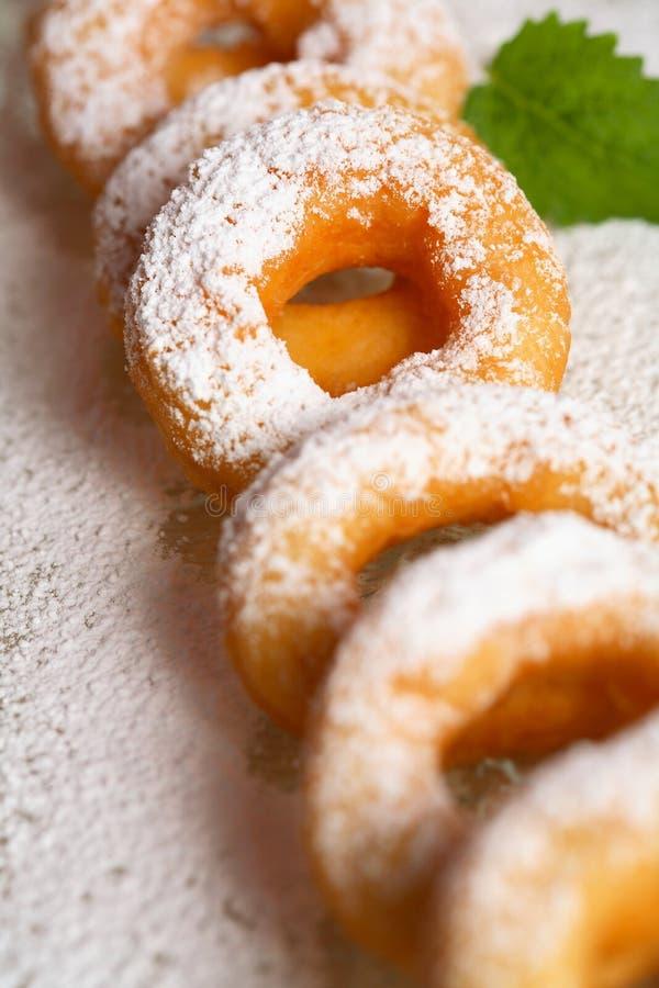 doughnut ζάχαρη τήξης νόστιμη στοκ φωτογραφίες με δικαίωμα ελεύθερης χρήσης