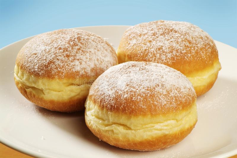Download Doughnuts stock photo. Image of sugar, fried, foodstuff - 9819892